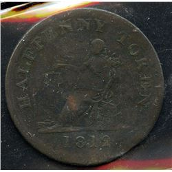 Lower Canada Token. Br 1004.