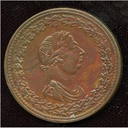 Br 958, CH-LC-47D3. 1812, One Penny Token.