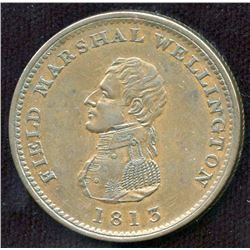 Wellington Penny Token, Breton 974.