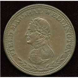Wellington Penny Token, Breton 970.
