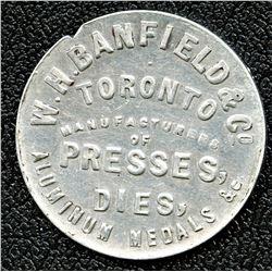 W.H. Banfield & Co., Br. 805.