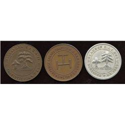 Prince Edward Island Masonic Pennies