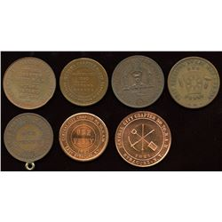 Miscellaneous Masonic Pennies