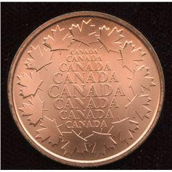 Royal Canadian Mint Test Token