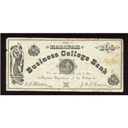 Business College Currency