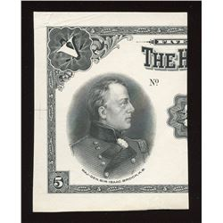 Home Bank of Canada $5, 1907-1917