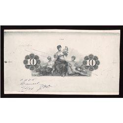 Merchants Bank of Canada $10, 1900