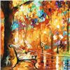 Image 2 : Burst of Autumn by Afremov, Leonid