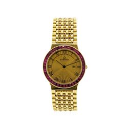 Eterna 18KT Yellow Gold Manual Wristwatch