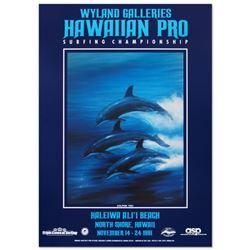 Dolphin Trio by Wyland