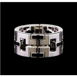 Cartier Ring - 18KT White Gold
