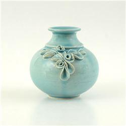 Hand Made Ceramic Vase by Tamosiunas, Eugenijus