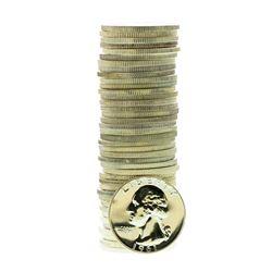 Roll of (40) Proof 1961 Washington Quarter Coins