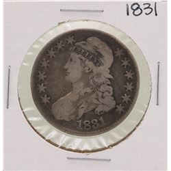 1831 Capped Bust Half Dollar Coin