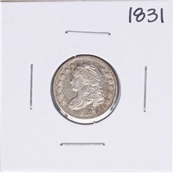 1831 Capped Dime Coin