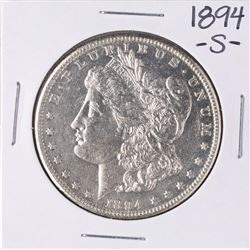 1894-S $1 Morgan Silver Dollar Coin