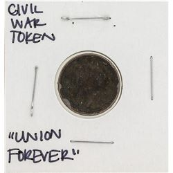 Civil War Token Union Forever