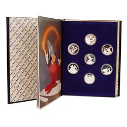 Rarities Mint Fantasia Master Collector's Silver Proof Set