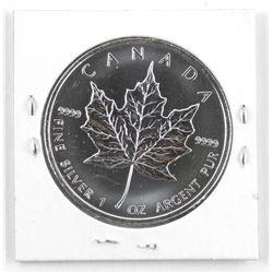 2013 .9999 Fine Silver $5.00