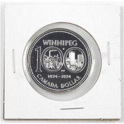 1974 Canada Dollar.