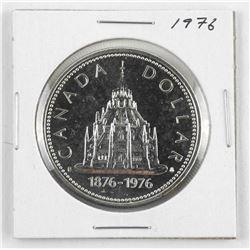 1876-1976 Canada Silver Dollar.