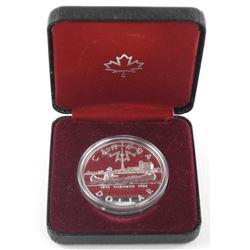 1984 Toronto Silver Dollar Cased