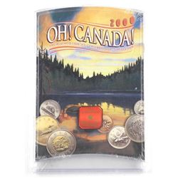 OH Canada 2000 UNC Set