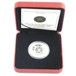 2004 Special Edition 'POPPY' Proof Silver Dollar (