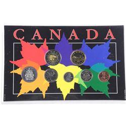 1998 Canada Year Set on Display BoardåÊ