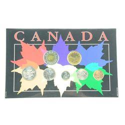1996 Canada Year Set on Display BoardåÊ