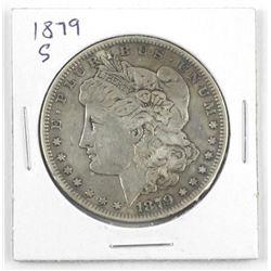 (1897S) Silver Morgan Dollar