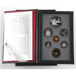 1991 RCM Proof Coin Set