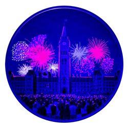 2017 $30 Celebrating Canada Day - 2 oz. Pure Silve