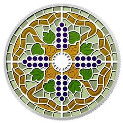 2014 $20 Stained Glass: Casa Loma - Pure Silver Co