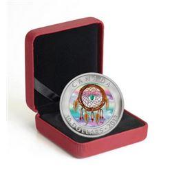 2013 $10 Dreamcatcher - Pure Silver Coin