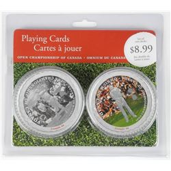 Lot of (5) Open Championship of Canada - Set of Tw