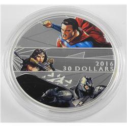 2016 $30 Batman v Superman: Dawn of Justice - Pure