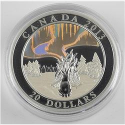 2013 $20 A Story of the Northern Lights: The Great