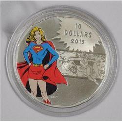 2015 $10 DC ComicsTM Originals: Strength - Pure Si