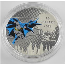 2016 $20 DC Comics Originals: The Dark Knight - Pu