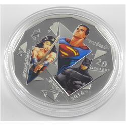 2016 $20 Batman v Superman: Dawn of Justice - The