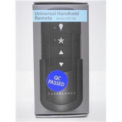 Casablanca Universal Hand Held Remote