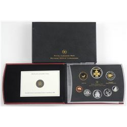 RCM 2006 Proof Mint Set .925 Silver