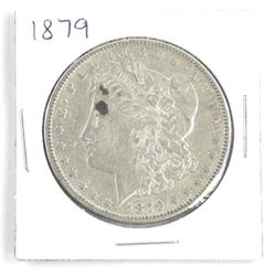 1891 USA Silver Morgan Dollar