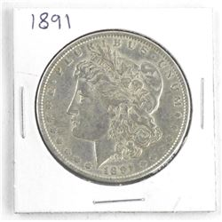 1921 S USA Silver Morgan Dollar