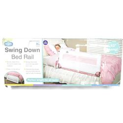 "REGALO Swing Down Bedrail 43"" L x 20"" H (WM)"