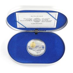 Aviation 925 Sterling Silver $20.00 Coin 'The Canu