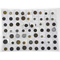 Estate 'Great Britain Coin Collection' 1700s-1800s