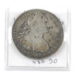 MEXICO 1797FM '8 Reales' (F) KM#109 US CAT 90.00