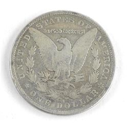 Estate -1890 Silver Morgan Dollar.